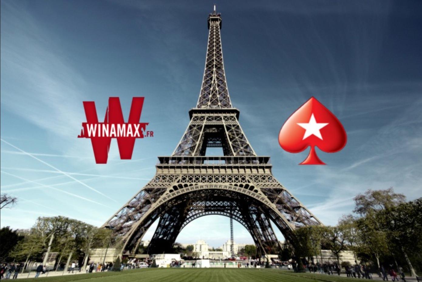 Vital Morceaux de Winamax Application